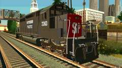 Southern Pacific SD 40