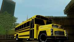 International Harvester B-Series 1959 School Bus для GTA San Andreas