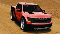 Ford F-150 SVT Raptor для GTA 4
