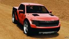 Ford F-150 SVT Raptor для GTA 4
