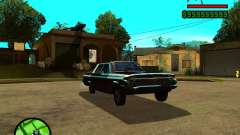 Mercury Mascarpone для GTA San Andreas