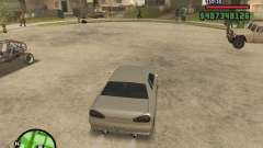 Radar zoom для GTA San Andreas