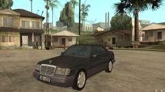 Mercedes-Benz 320CE C124 для GTA San Andreas