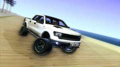 Ford F-150 Carryer Metal Mulisha для GTA San Andreas