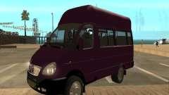 ГАЗель 32213 маршрутное такси