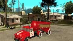 Пожарный автомобиль АВ-6 (130В1)