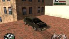 Ford Sierra Drift для GTA San Andreas