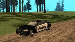 Dodge Charger Canadian Victoria Police 2011 для GTA San Andreas