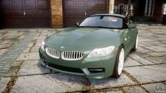 BMW Z4 sDrive35is 2011 v1.0 для GTA 4