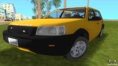 Land Rover Freelander для GTA Vice City