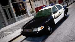 Ford Crown Victoria Massachusetts State East Bridgewater Police для GTA 4