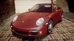 Porsche 911 (997) Turbo v1.1 [EPM] для GTA 4