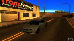 BMW M3 E46 TUNEABLE для GTA San Andreas