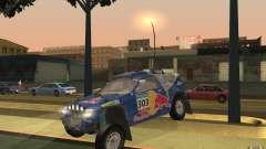 Volkswagen Race Touareg