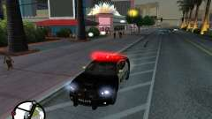 Dodge Charger Police для GTA San Andreas