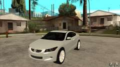 Honda Accord Coupe 2009