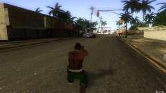Прицел v1 для GTA San Andreas