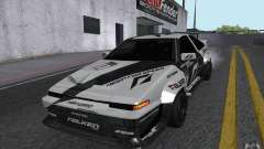 Toyota Corolla AE86 Shift 2 для GTA San Andreas