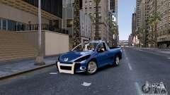 Peugeot Hoggar Escapade для GTA 4