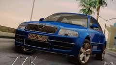 Skoda Superb 2006 для GTA San Andreas