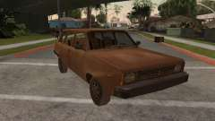 Машина 2 из CoD MW для GTA San Andreas