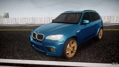 BMW X5 M-Power wheels V-spoke для GTA 4