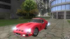 Ferrari 250 GTO 1962 для GTA San Andreas