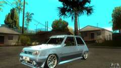 Renault 5 Tuned