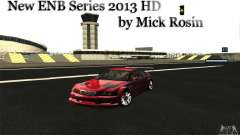 ENB Series 2013 HD by MR для GTA San Andreas
