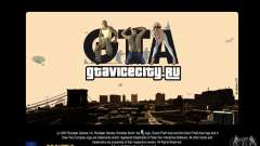 GTAViciCity.RU LoadScreens для GTA San Andreas