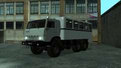 КамАЗ 4310 Вахта