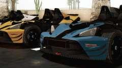 KTM-X-Bow для GTA San Andreas
