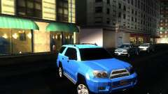 Toyota 4Runner 2009 для GTA San Andreas