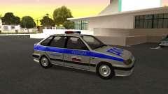 ВАЗ 2114 Полиция