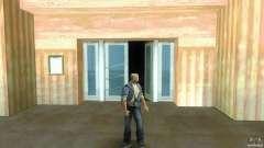 James Earl Cash для GTA Vice City