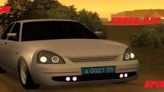 Lada Priora Light Tuning для GTA San Andreas
