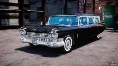 Cadillac Miller-Meteor Hearse 1959
