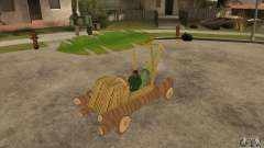 New Police Madagascar для GTA San Andreas