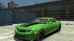 Chevrolet Camaro 2010 Synergy Edition v1.3