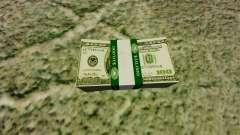 100 долларовые купюры Федерального резерва США