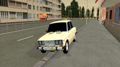 ВАЗ 2106 Такси для GTA San Andreas