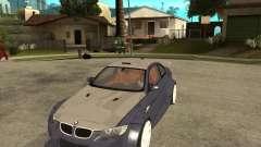 BMW M3 E92 TUNED для GTA San Andreas
