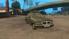 ГАЗ 3110 v 2 для GTA San Andreas