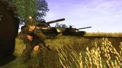 Скин русского солдата