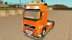 Volvo FH16 Globetrotter TNT
