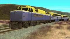 Latvian Train