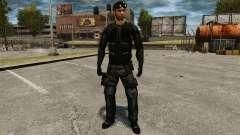 Сэм Фишер v2 для GTA 4