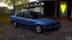 BMW 525 (E34) V.2 для GTA San Andreas