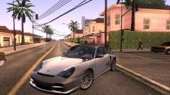 Porsche 911 GT2 (996) для GTA San Andreas