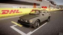 SAAB 99 Turbo 1978 для GTA 4